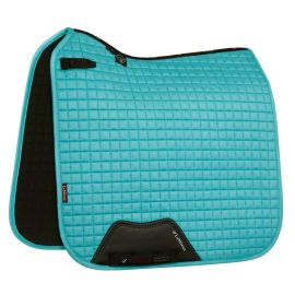Buy Le Mieux SS21 Azure Suede Saddle Pads - Online for Equine