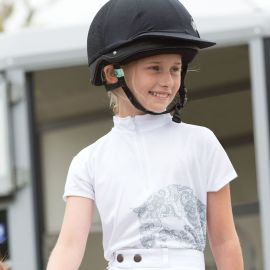 Buy Equetech Jump Children's Competition Shirt - Online for Equine