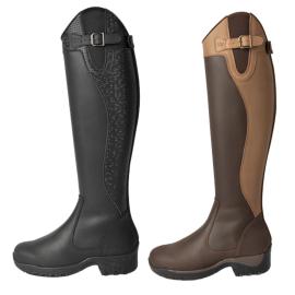 Buy Fonte Verde Sortelha Long Leather Riding Boot - Online for Equine