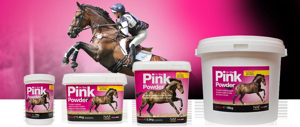 NAF in the Pink Powder